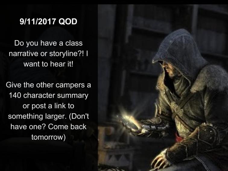 9-11 Q1 Storytime Week