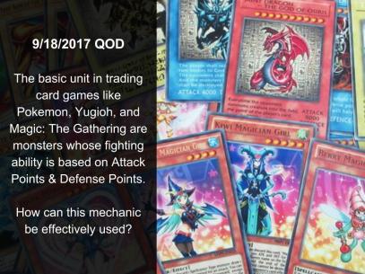 9-18 Q1 Trading Card Games