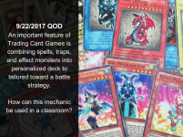 9-22 Q5 Trading Card Games