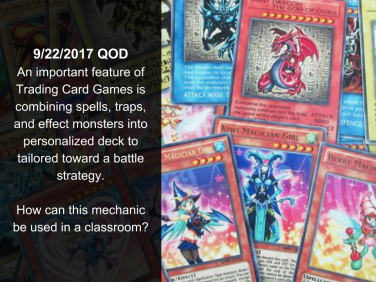 9-22 Q5 Trading Card Games