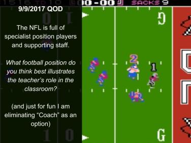 9-9 Q6 NFL