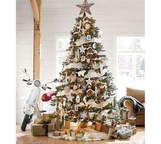 have-a-very-merry-christmas-glitter-script-paper-garland-pottery-in-pottery-barn-christmas-trees