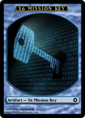 S6 Mission Key