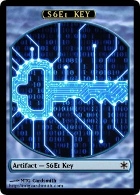 S6E1 Key