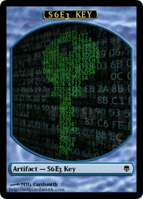 S6E3 Key